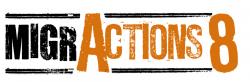 Logo Migractions 8