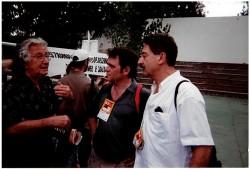 Rui Frati et Augusto Boal