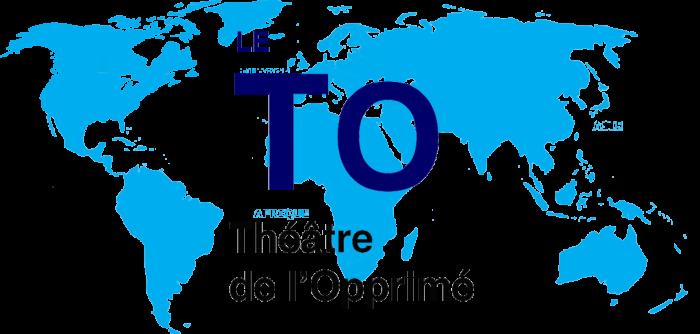 continents bleu TO