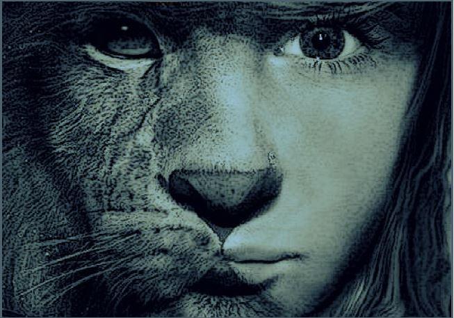 Diotime et les lions