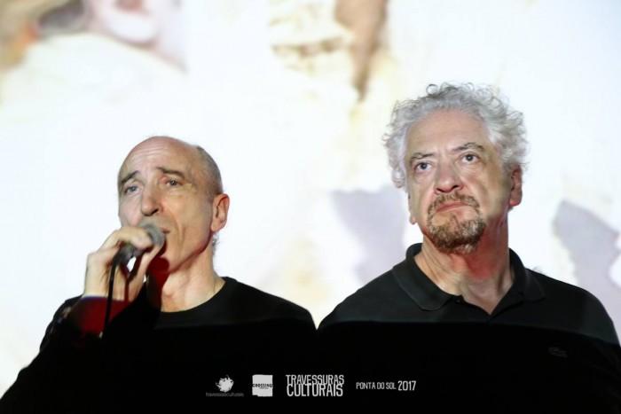 Armando Punzo et Rui Frati