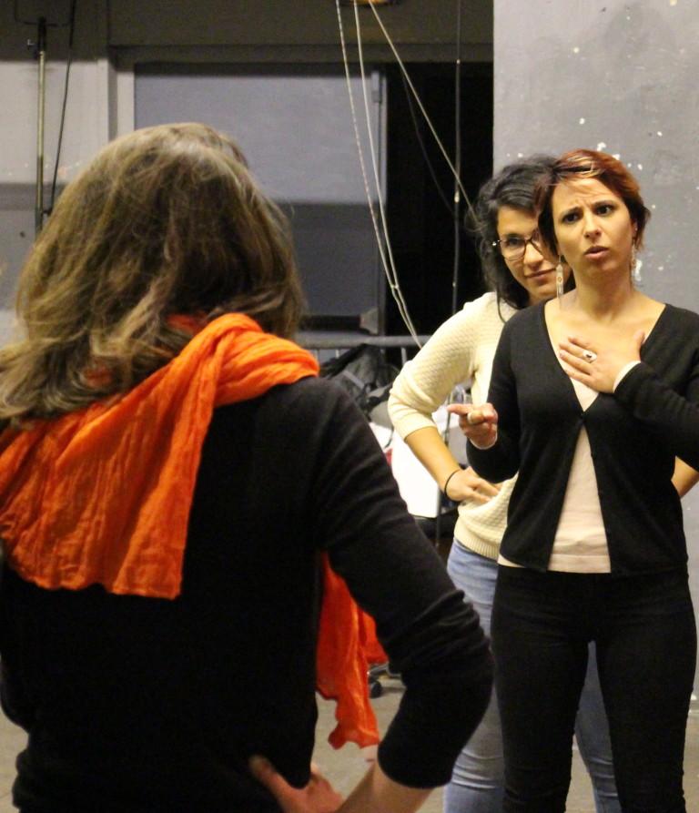 ∴ Théâtre-forum Ouvert des Stagiaires ∴ ║ 23 mai 2022