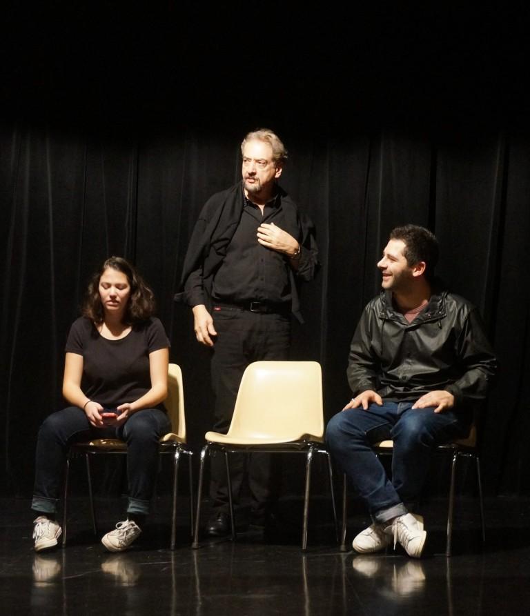 Stage : Le théâtre-forum pour Ados // 06 - 11 Juillet 20