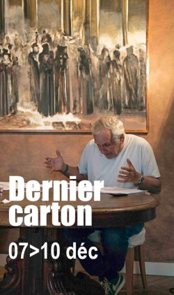 DERNIER CARTON- site