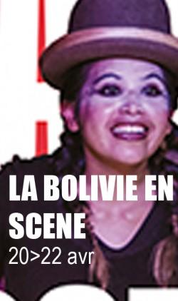 LA BOLIVIE EN SCENE - site