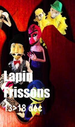 LAPIN FRISSONS- site