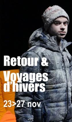 RETOUR ET VOYAGES D'HIVERS- site