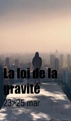 la loi de la gravité - site