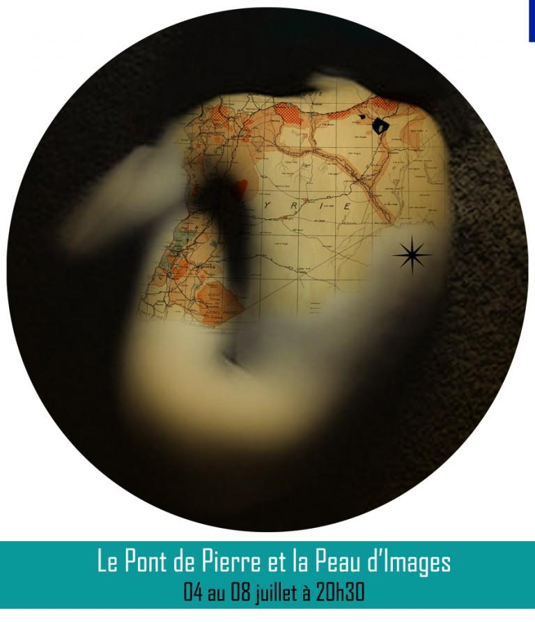LE PONT DE PIERRES ET LA PEAU D'IMAGES ║04 > 08 juillet à 20h30