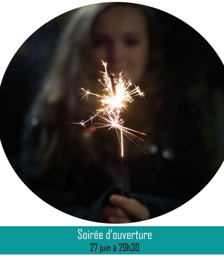 SOIRÉE D'OUVERTURE ║27 juin à 20h30