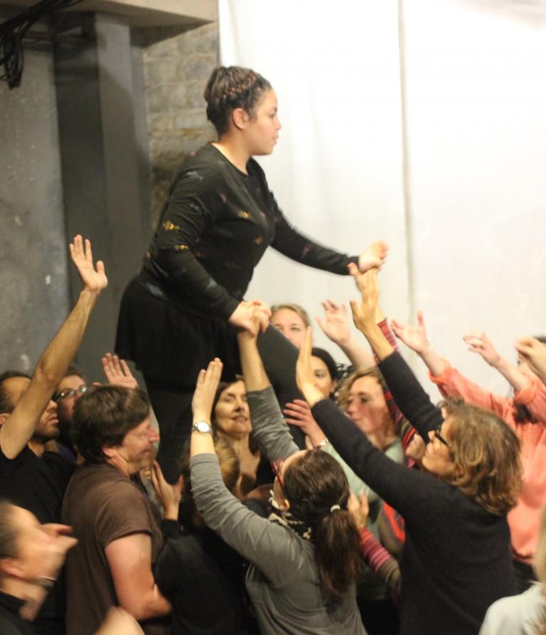 Stage : La mise en scène et le Joker dans le théâtre-forum // 23 au 28 Avril 19