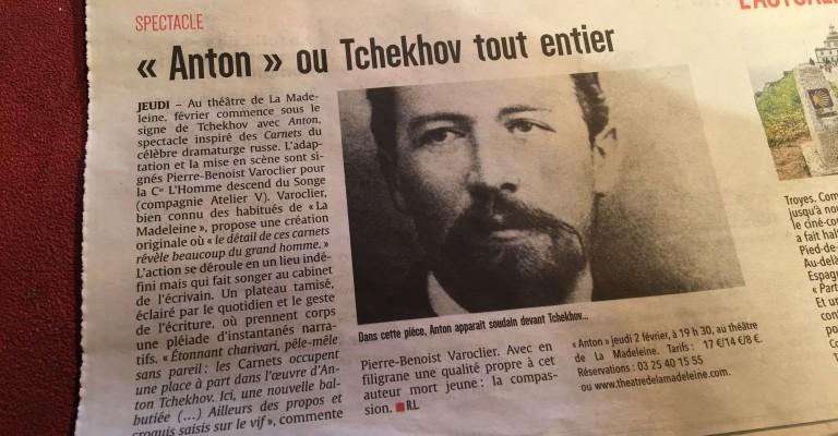 Article Anton