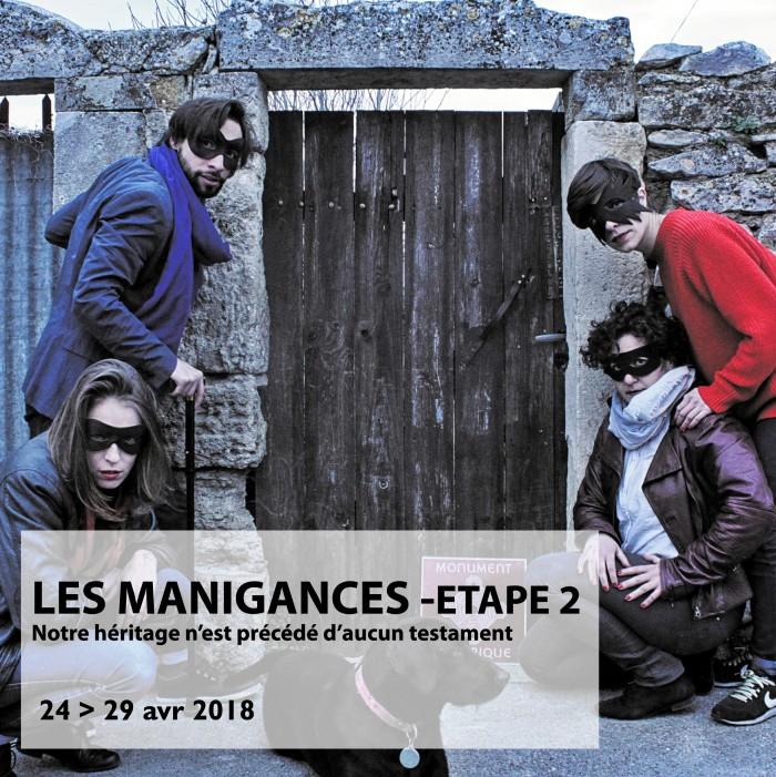 Les manigances site