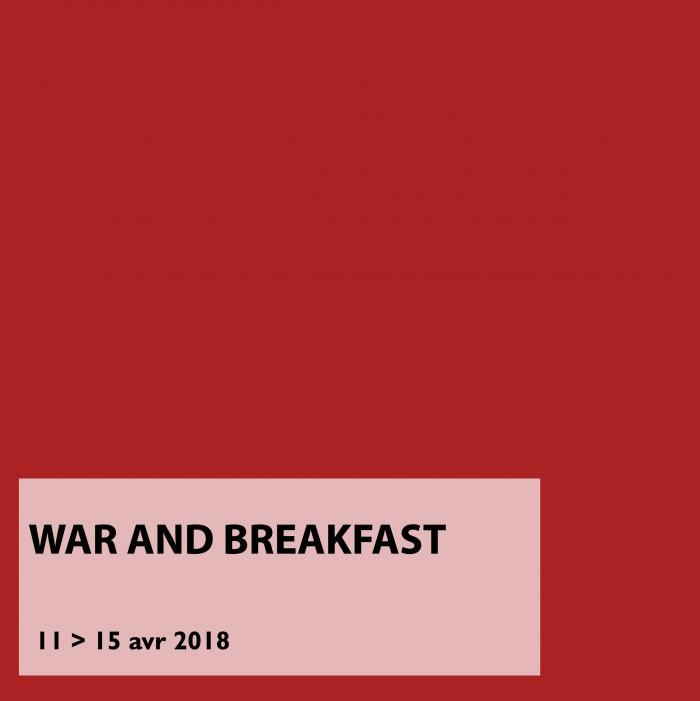 War and break site