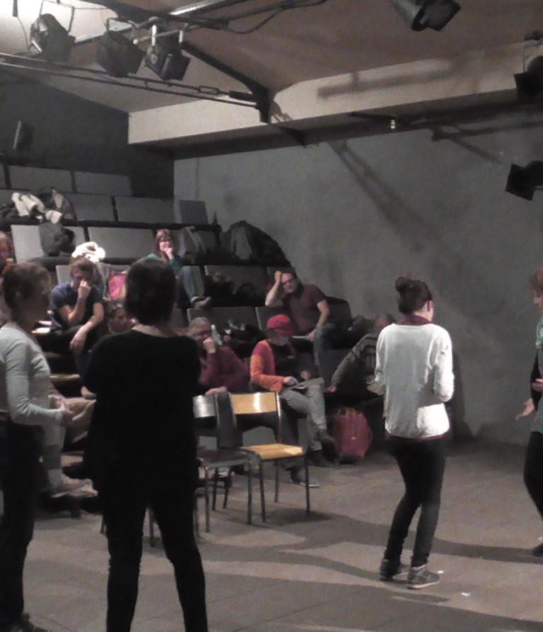 Stage TO : Le théâtre forum // du 24 au 29 oct 17