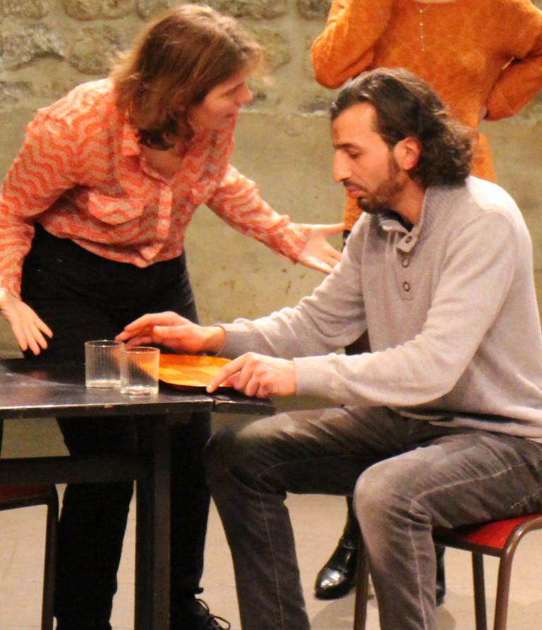Stage mensuel : Le théâtre-forum // mai-juin 18