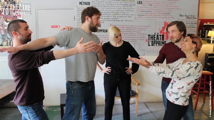 Théâtre-Forum CTO-Paris