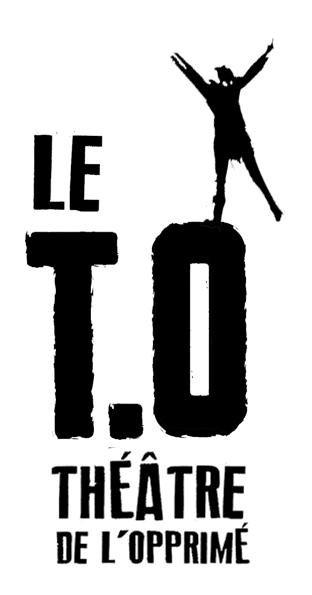 logo T.O noir - fond blanc