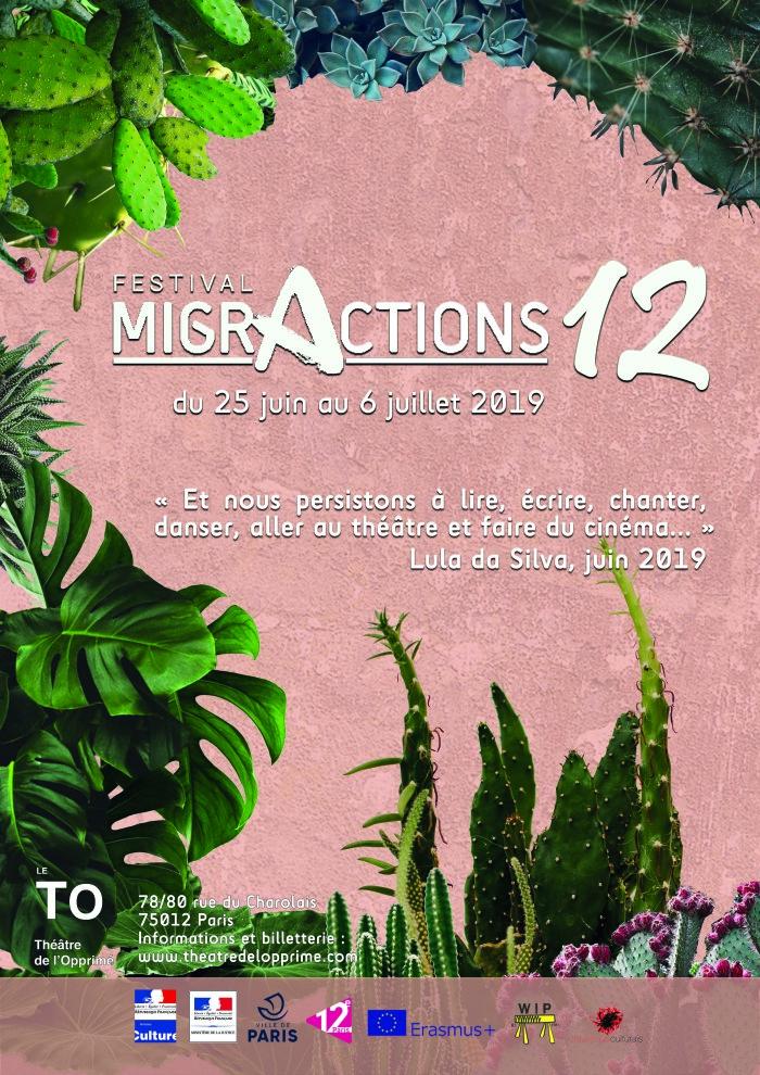 Affiche finale MigrActions 2019 v2