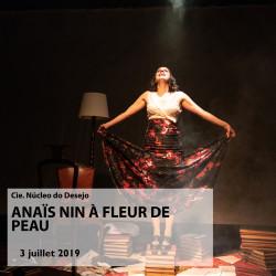 10- Anaïs Nin à fleur de peau