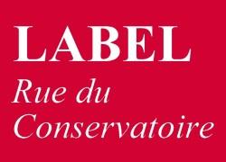 Logo LABEL Rue du Conservatoire