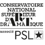logo conservatoire national d'art dramatique