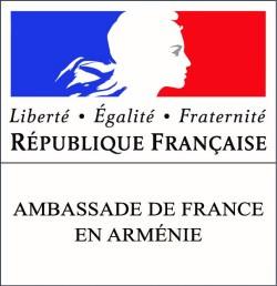 Ambassade de Fr en Arménie - logo