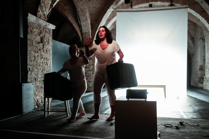 30/06/2019 62 Festival dei 2 Mondi di Spoleto. Teatrino delle 6, European Young Theatre Group's Competition, Conservatoire National Superieur D'Art Dramatique di Parigi.
