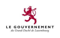 gouvernement Luxembourg - logo