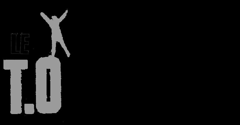 logo T.O prog - noir