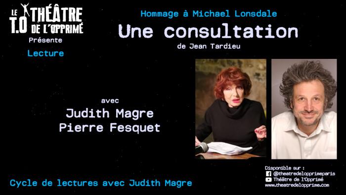 09 Une consultation - Tardieu