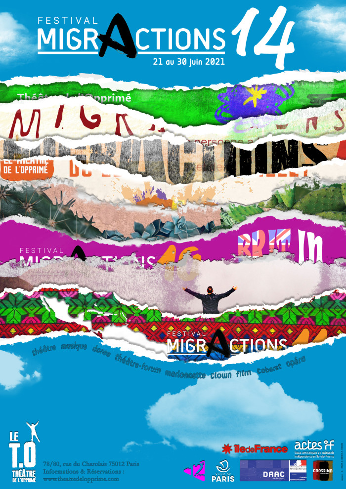 Affiche MigrActions 2021 v2.0