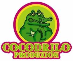 Cocodrilo produxión - logo