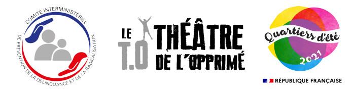 logo Quartiers d'été 2021 - TO - CIPDR