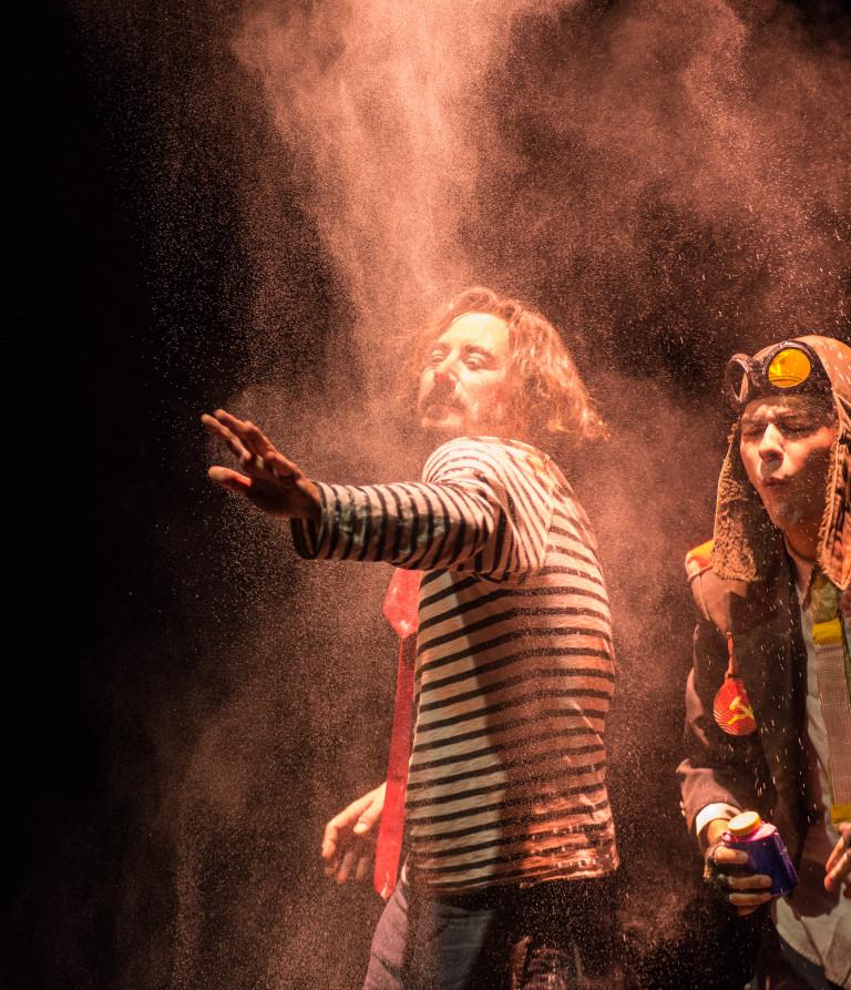 Clown et comédie // 12/13 et 19/20 février 2022
