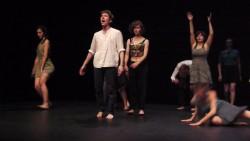 Pièce Dansée - le Samedi 27 Juin à 20h30