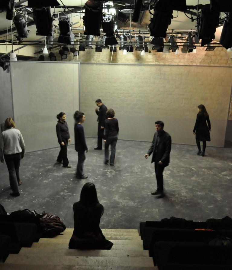 """Atelier hebdomadaire """"du texte au Théâtre Forum"""" 16/17"""