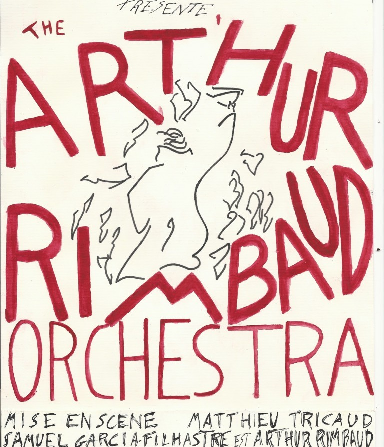 The Arthur Rimbaud Orchestra, le 31/03