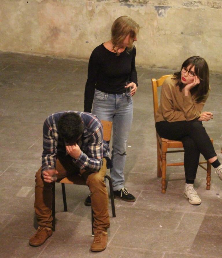 ∴ Théâtre-forum Ouvert ∴ ║ 25 janvier 2022