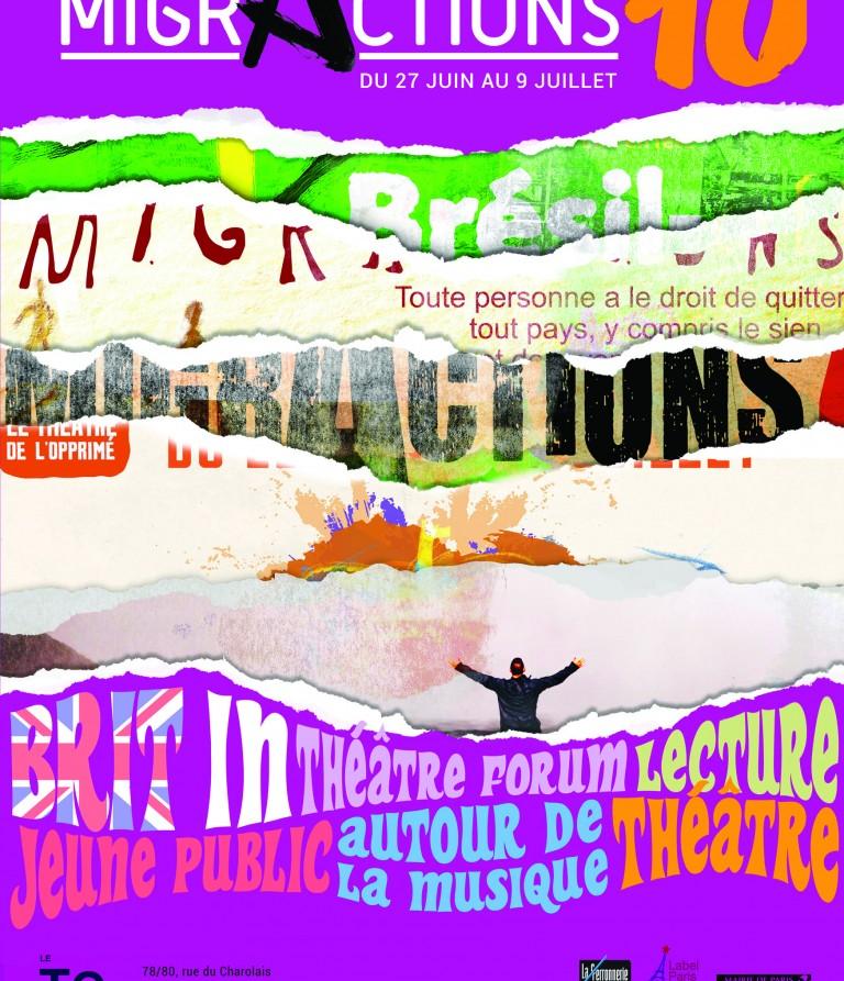 ► Festival MIGRACTIONS - 10e édition