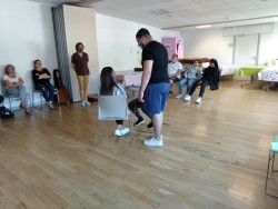 Work in progress du théâtre-forum