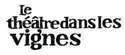 logo theatre dans les vignes