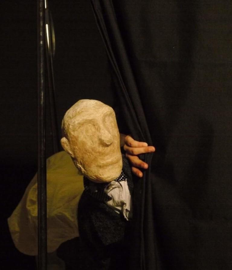 Stage : Construction et manipulation de marionnettes portées
